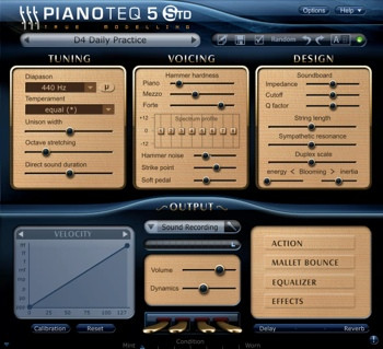 MODARTT YC5 Rock Piano (requires Pianoteq) image 1