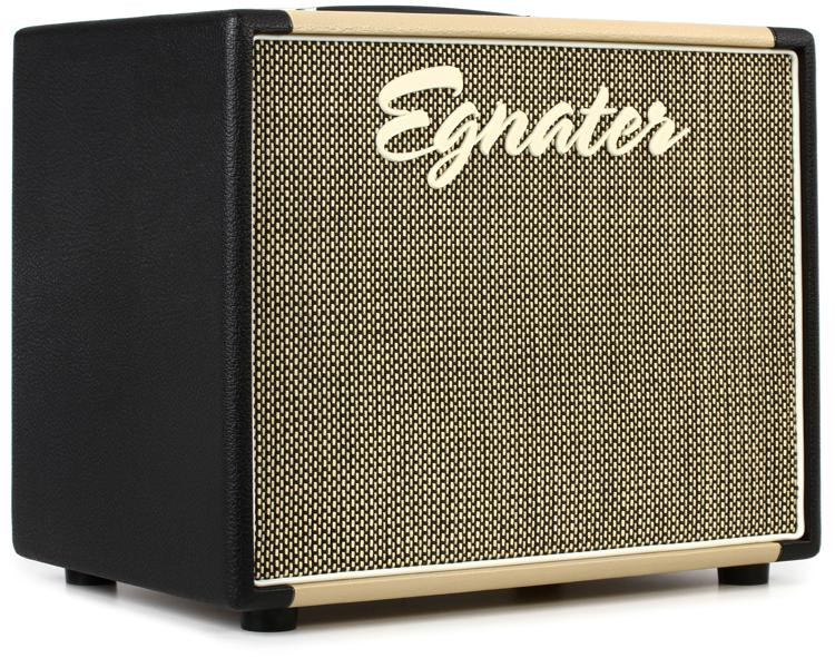egnater rebel112x 80 watt 1x12 extension cabinet sweetwater. Black Bedroom Furniture Sets. Home Design Ideas