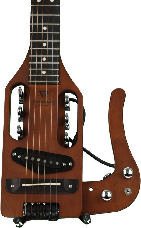 Traveler Guitar Pro-Series - Antique Brown image 1