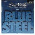 Dean Markley 2558 Blue Steel Electric Guitar Strings - .010-.052 Lt Top/Hvy Bottom