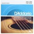D'Addario EJ16 Phosphor Bronze Light Acoustic Strings