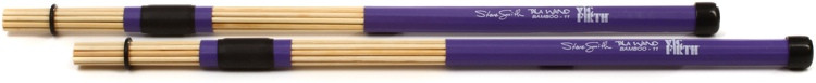 Vic Firth Steve Smith Tala Wands - Bamboo Rods image 1