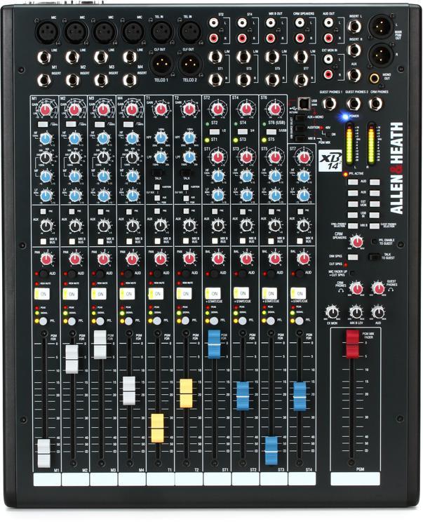 XB-14-2 Broadcast Mixer