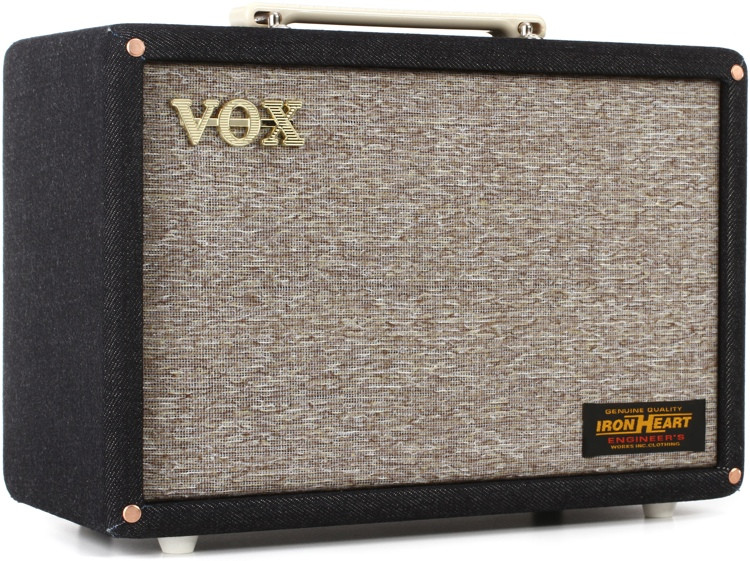 vox pathfinder 10 denim 10 watt 1x6 5 combo amp limited edition denim sweetwater. Black Bedroom Furniture Sets. Home Design Ideas