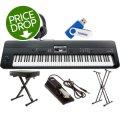 Korg Krome 88 Essential Keyboard Bundle