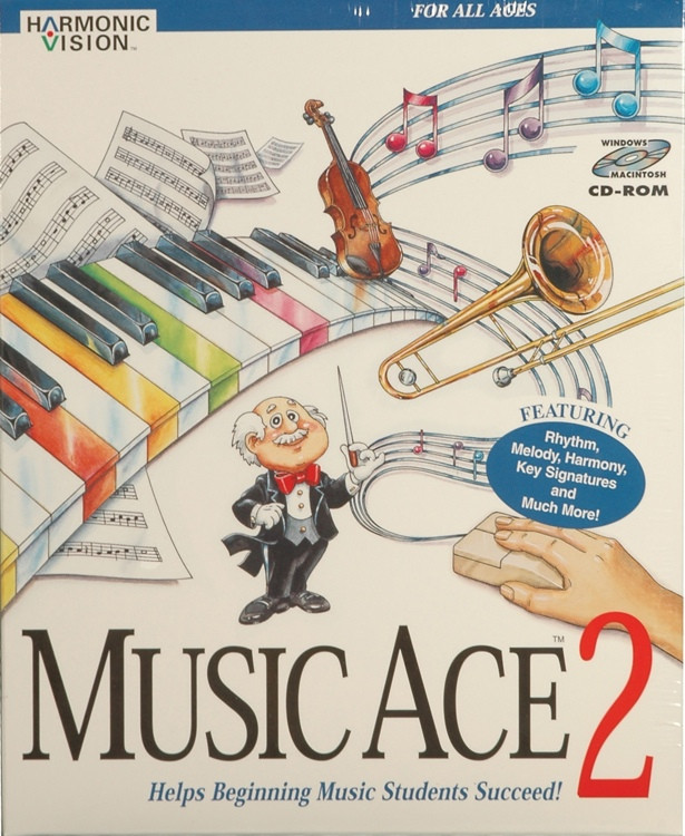 Harmonic Vision Music Ace 2 image 1
