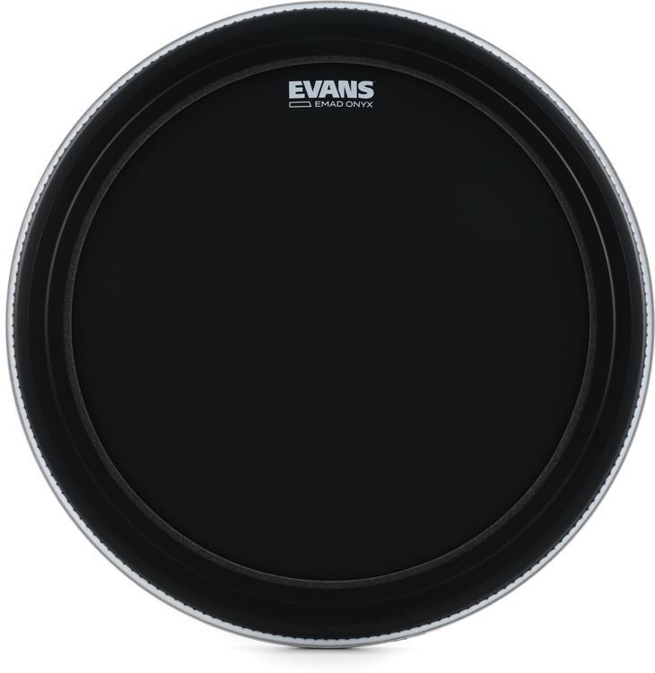 Evans Onyx Series Bass Drum Head - 22