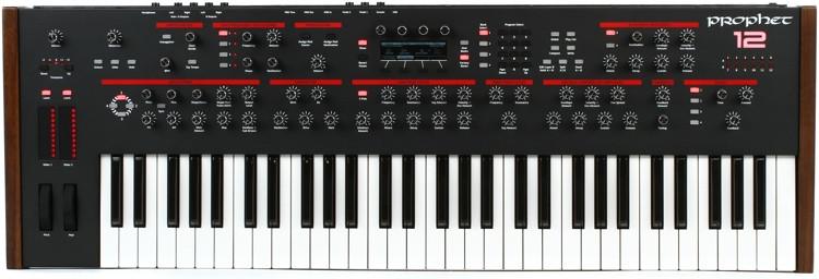 Dave Smith Instruments Prophet 12 61-key Synthesizer image 1