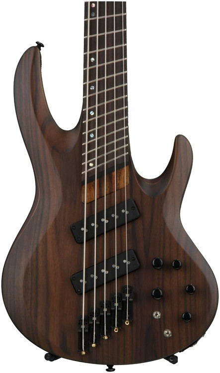 ESP LTD B-1005SE Multi-Scale - Rosewood Natural Satin image 1