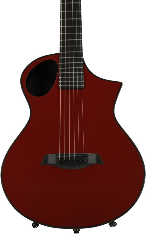 Composite Acoustics Cargo - Solid Red image 1
