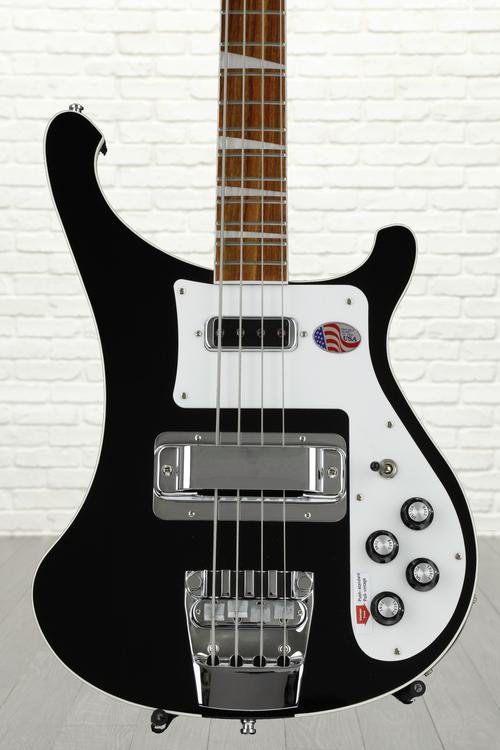 Rickenbacker 4003, Stereo - Jetglo