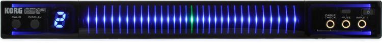 Korg pitchblack Pro Rackmount Tuner image 1