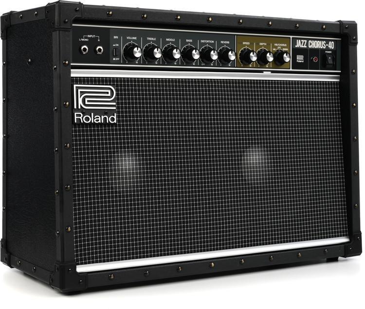 Roland JC-40 Jazz Chorus 40-watt 2x10