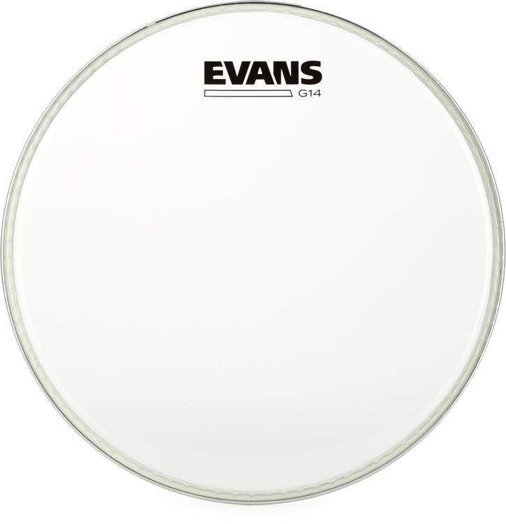 Evans G14 Clear Drum Head - 10