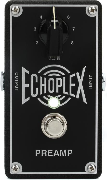 Dunlop EP101 Echoplex Preamp Pedal image 1