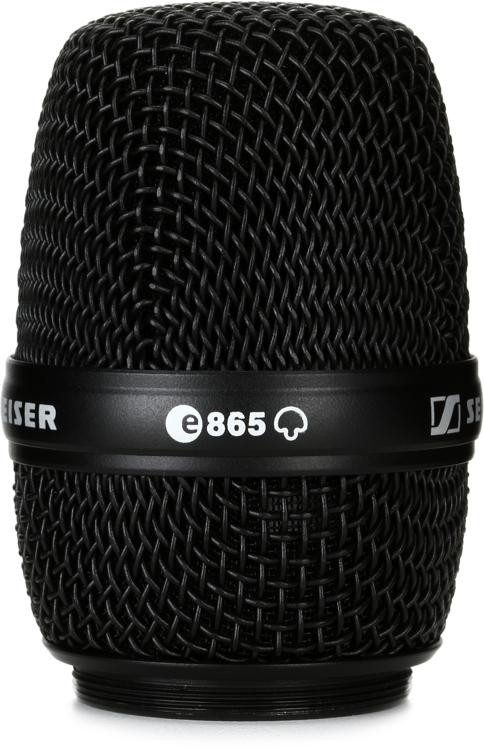 Sennheiser MME 865-1 BK - 865 - Condenser Super-Cardioid image 1
