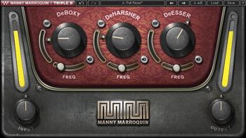 Waves Manny Marroquin Triple D Plug-in image 1