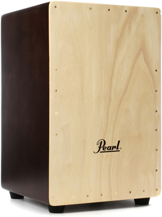 Pearl Primero Box Cajon - Gypsy Brown image 1