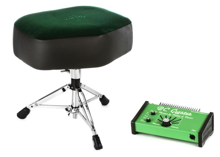 Porter & Davies BC Gigster Drum Throne - Extra Wide Seat image 1
