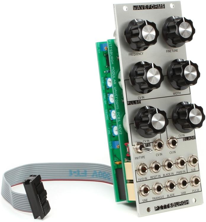 Pittsburgh Modular Waveforms Eurorack Complex Waveform Oscillator Module image 1