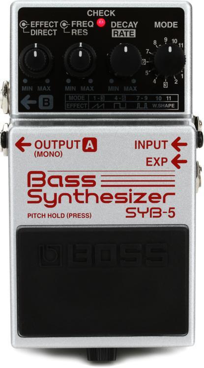 Boss SYB-5 Bass Synthesizer Pedal image 1