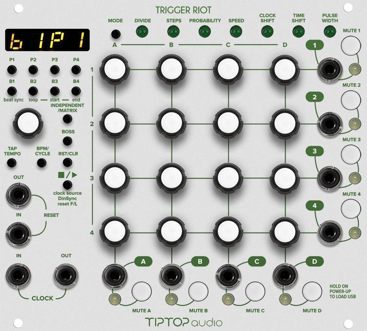 Tiptop Audio Trigger Riot image 1
