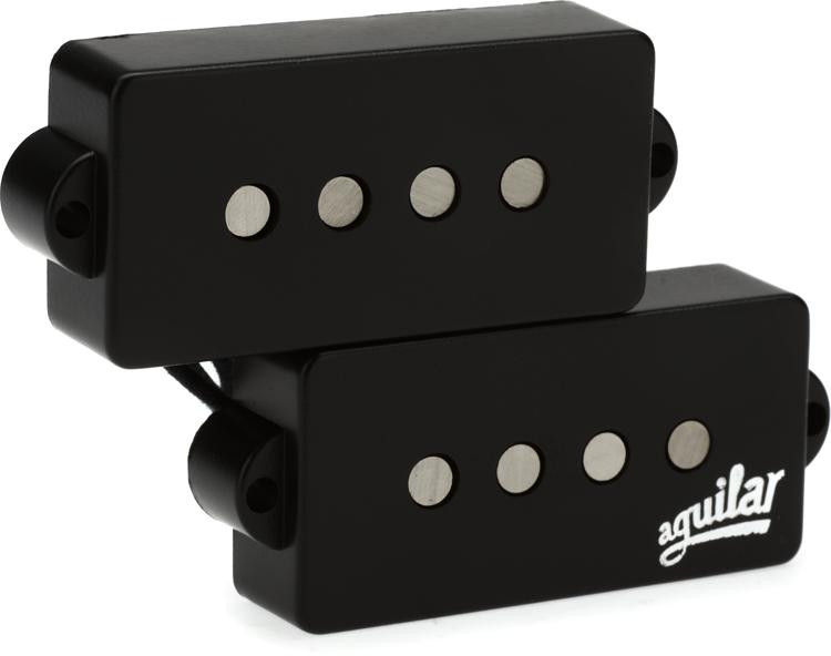 Aguilar AG 4P-60 4-String P-Bass Pickup Set - 60\'s image 1