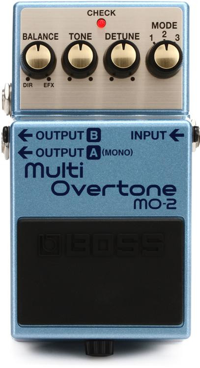 Boss MO-2 Multi Overtone Pedal image 1