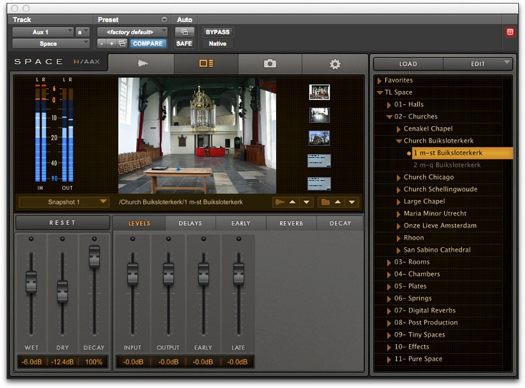 Avid Space Plug-in image 1