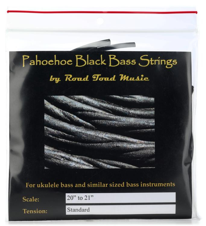 Road Toad Music U-Bass Road Toad Bass Strings 4-String image 1