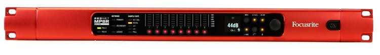 Focusrite RedNet MP8R 8-channel Mic Pre and A/D image 1