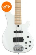 Lakland Skyline 55-02 Custom - Pure White, Maple Fingerboard