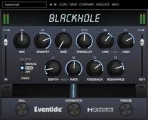 Eventide Blackhole Plug-in