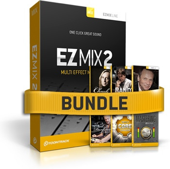 Toontrack EZmix 2 Top Producers Bundle image 1