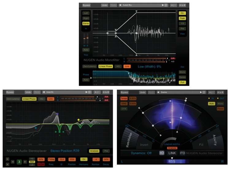 NUGEN Audio Stereopack Plug-in image 1