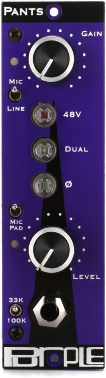 Purple Audio Pants Microphone Preamp image 1