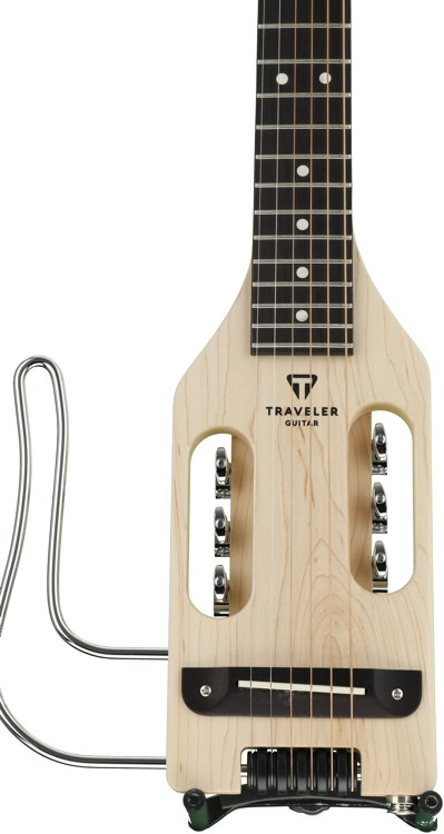Traveler Guitar Ultra-Light Left-handed - Natural image 1