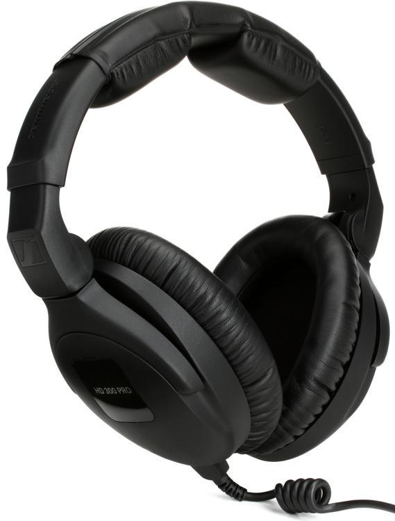 sennheiser hd 300 pro closed back professional monitor headphones sweetwater. Black Bedroom Furniture Sets. Home Design Ideas