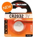Ansmann CR2032 Lithium Button Cell