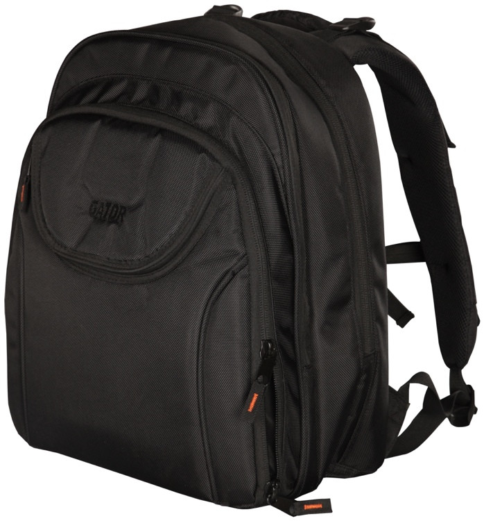 Gator G-CLUB BAKPAK-SM - Small G-CLUB Style Backpack image 1