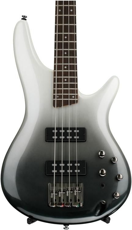 Ibanez SR300E SR Standard - Pearl Black Fade Metallic image 1