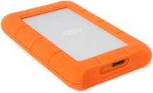 LaCie Rugged Mini 4TB USB 3.0 Portable Hard Drive