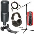 Audio-Technica AT2020 Vocalist Package