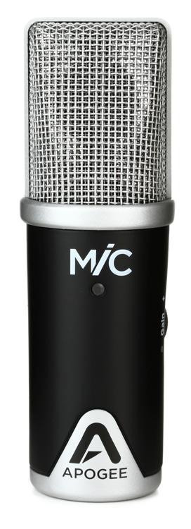 Apogee MiC 96k for iPad, iPhone and Mac image 1