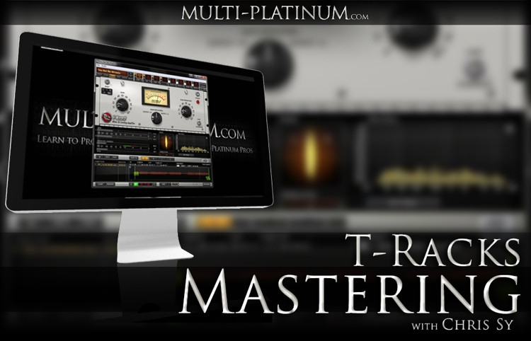 Multi Platinum Mastering with T-Racks Interactive Course image 1