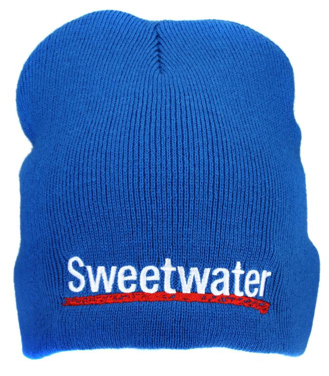 Sweetwater Beanie - Blue image 1