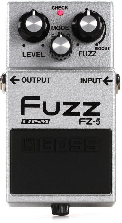 boss fz 5 fuzz pedal sweetwater. Black Bedroom Furniture Sets. Home Design Ideas