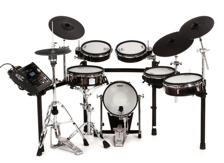 Roland TD-30K Electronic Drum Set - 6-piece image 1