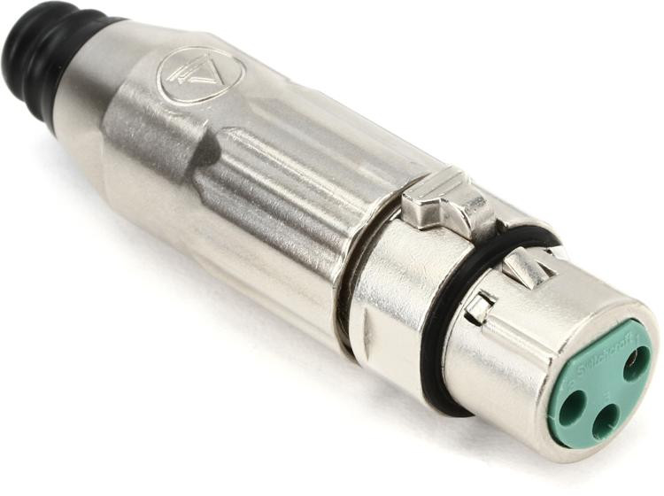 Switchcraft AAA3FZ XLR Female Connector image 1