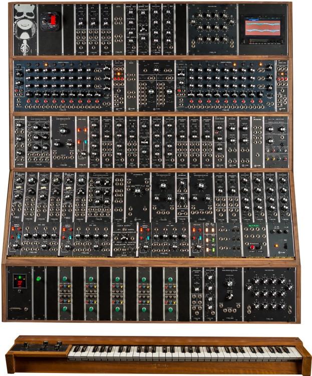 Moog Emerson Modular System Limited-edition Reissue Modular Synthesizer image 1